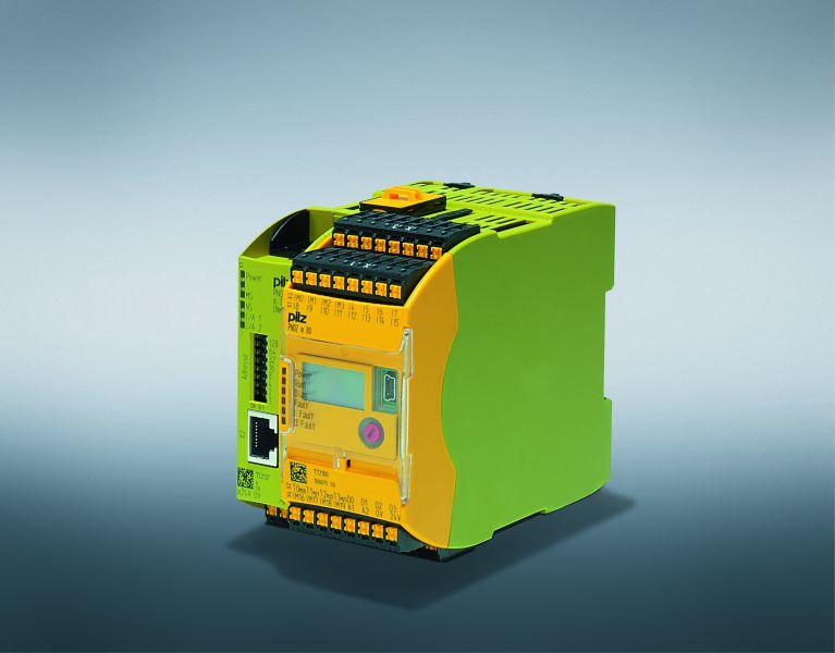 Die konfigurierbare sichere Kleinsteuerung »PNOZmulti 2«. Bild: Pilz
