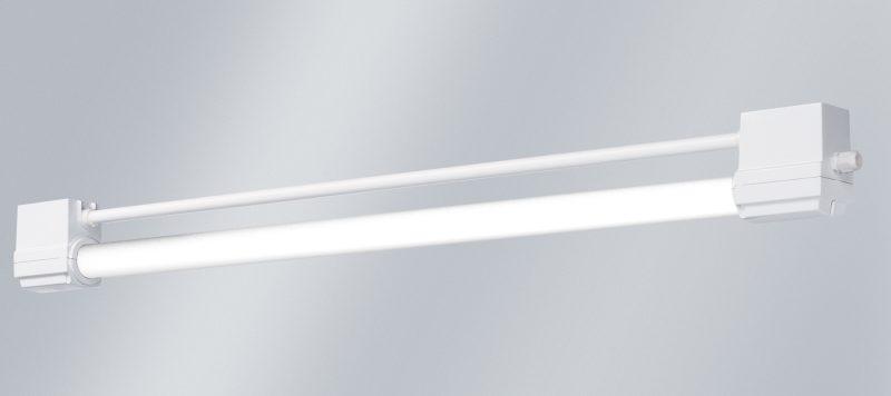 Die neue, hitzebeständige, robuste und IFS-konforme LED-Leuchten (Bild: Norka).