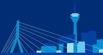 »interpack« und »components« finden erst wieder 2023 statt (Bild: Messe Düsseldorf).