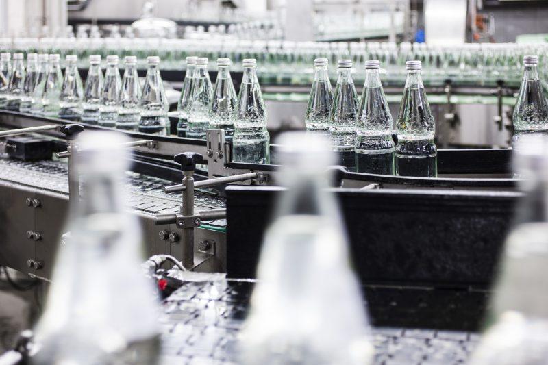 Glashütten sind emissionshandelspflichtig und dürfen Biomethan gemäß Leitfaden der deutschen Emissionshandelsstelle im jährlichen Emissionshandelsbericht mit dem Faktor 0 geltend machen. Bild: Adobe Stock via bmp greengas