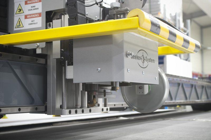 Die ersten Auflagen in geringen Stückzahlen werden im Digitaldruck hergestellt.