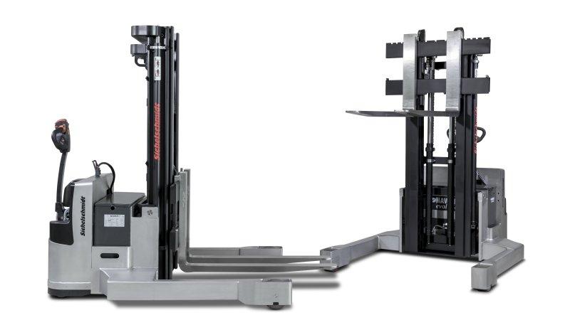 Die individuell konstruierten Reinraum-Flurförderzeuge bieten eine Tragkraft bis 2600 kg (Bild: Sichelschmidt).