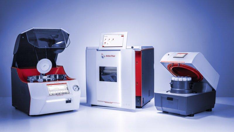 Die Mikrowellenaufschlussgeräte sind für viele Anwendungsszenarien erhältlich (Bild: Anton Paar).