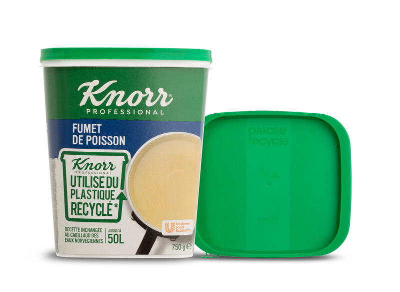 Für die Verpackung wurden Wanne und Deckel aus 100 % zertifiziertem zirkulären PP gefertigt (Bild: Greiner Packaging).