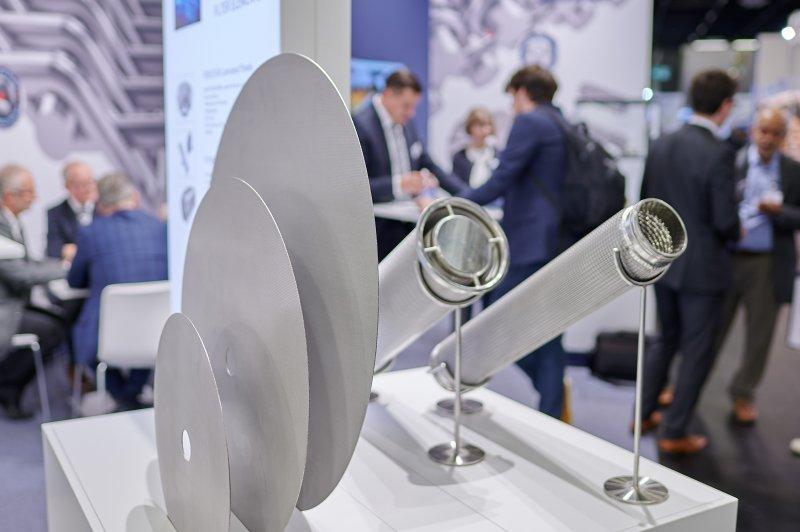 Die »Filtech 2022« findet in den modernen Flagship-Hallen der Messe Köln statt (Bild: Filtech Exhibitions).