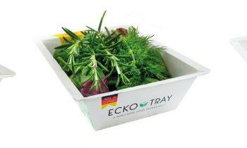 Die kostengünstige Kartonschalen-Lösung unterstützt dabei, Kunststoffabfälle aus Verpackungen zu vermeiden (Bild: Ecko-Pack).