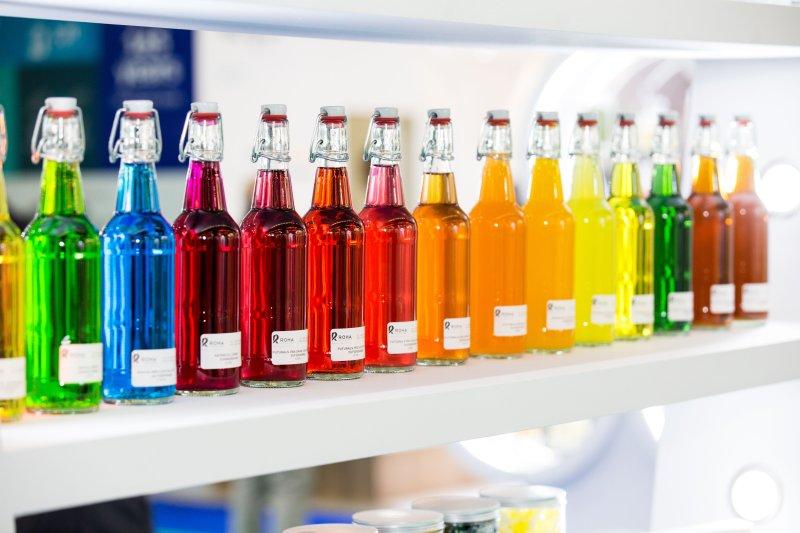 Die Messe dreht sich um Zutaten und Ingredients für Getränke und Lebensmittel (Bild: Informa).