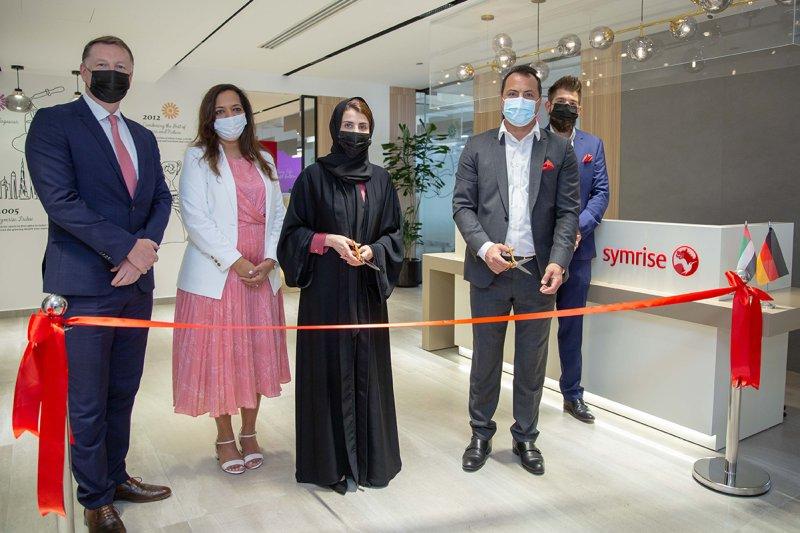 Das Unternehmen hat ca. 1 Mio. EUR in das Innovationszentrum investiert (Bild: Symrise).