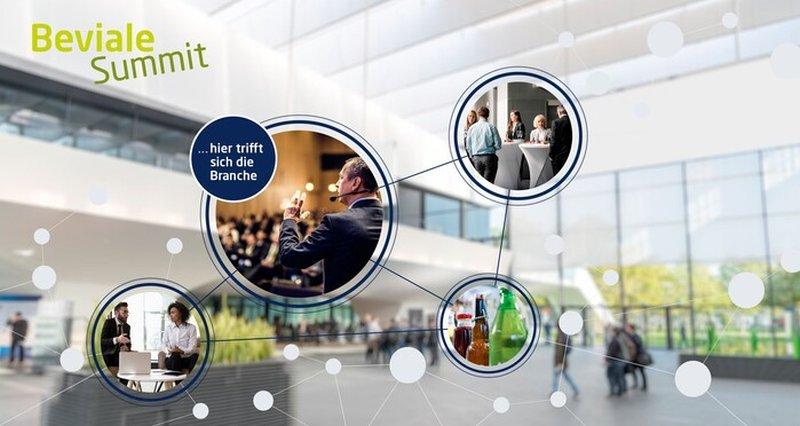 Die »Beviale Summit« ermöglicht Beteiligten aus der Branche wieder den persönlichen Austausch (Bild: Nürnbergmesse).